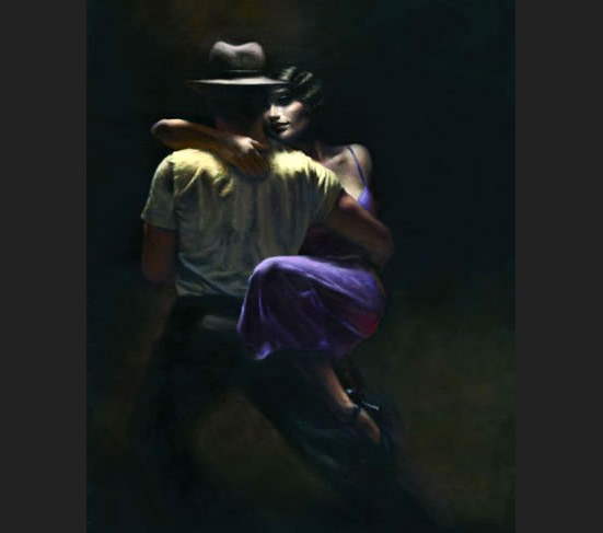 Unknown Artist Like A Glove by Hamish Blakely